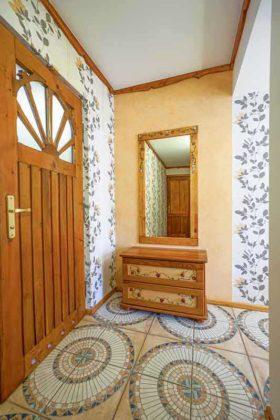 Zakopane Pokoje Gościnne Krystynka korytarz