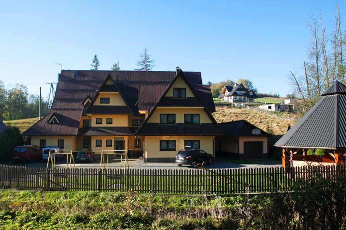 Biały Dunajec Dom Wypoczynkowy Anna