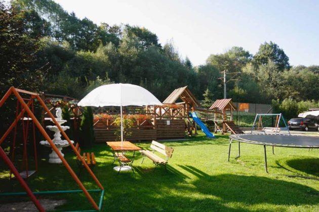 Biały Dunajec Ośrodek Wypoczynkowy Bernadeta