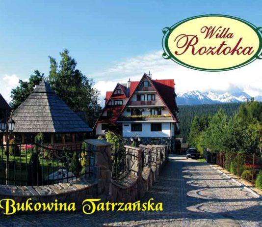 Bukowina Willa Roztoka