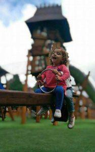 Plac zabaw - Dolna Rówień Krupowa