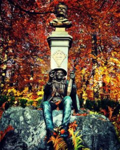 Pomnik Chałubińskiego i Sabały