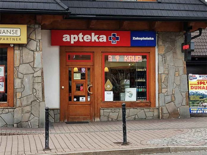 Apteka Zakopiańska ul. Krupówki 75