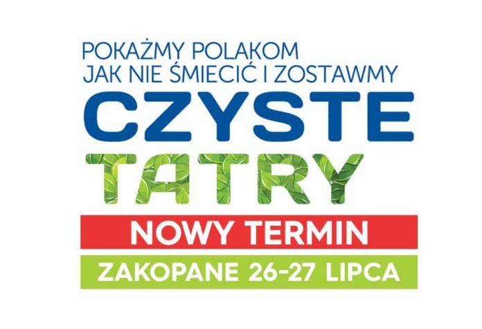 Czyste Tatry - Sprzątamy Tatry 2019