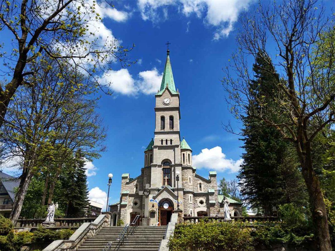 Sanktuarium Najświętszej Rodziny na Krupówkach