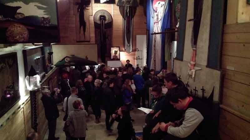Noc Muzeów Galeria Władysława Hasiora - U Hasiora