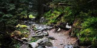 Tatry, szlaki tatrzańskie