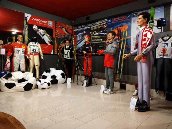 Wystawa Figur Woskowych EXPO