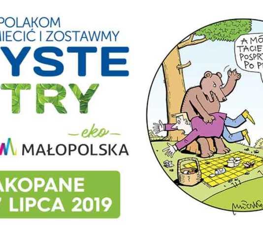 Czyste Tatry ekoMałopolska 2019