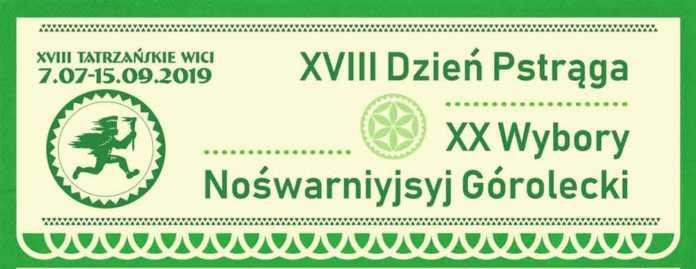 XVIII Dzień Pstrąga i XX Wybory Nośwarniyjsyj Górolecki