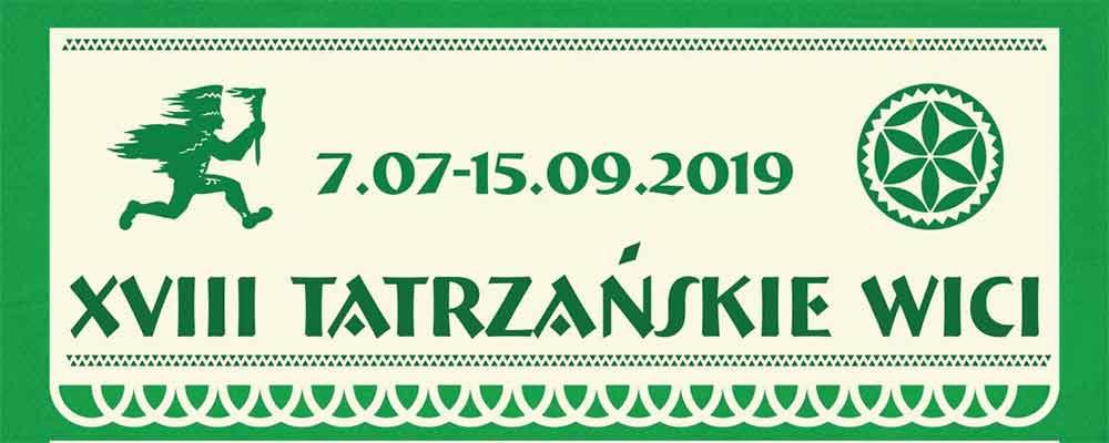 Tatrzańskie Wici 2019