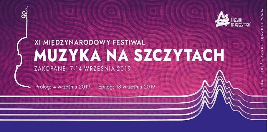 Muzyka na szczytach - XI Międzynarodowy Festiwal Muzyki Kameralnej