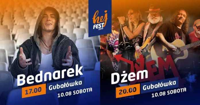 Hej Fest 2019 – koncert Bednarka i zespołu Dżem