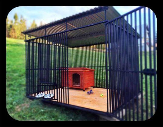 Pufik hotel dla zwierząt, Poronin