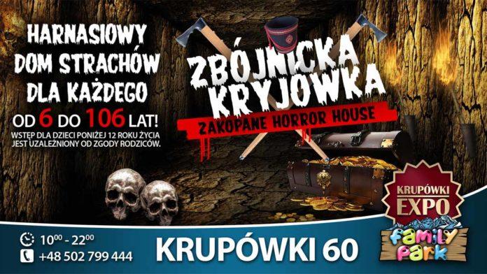 Zbójnicka Kryjówka Zakopane ul. Krupówki 60