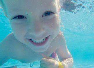 Aquapark, basen, dzieci