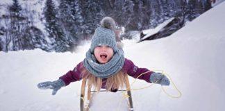 Ferie zimowe 2020, dzieci