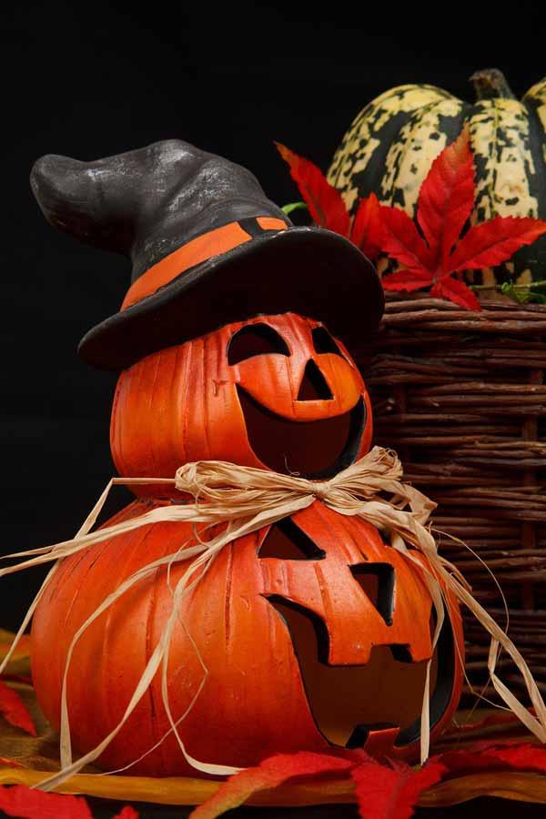 Halloween, dynie