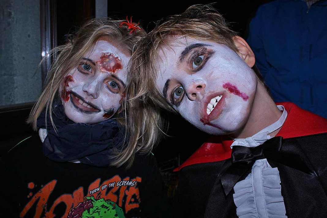 Dzieci na Halloween