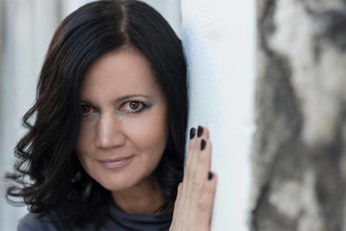 Agnieszka Chrzanowska - koncert autorki, foto Marcin Brzózka