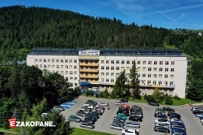 Szpital Powiatowy im. dr Tytusa Chałubińskiego w Zakopanem