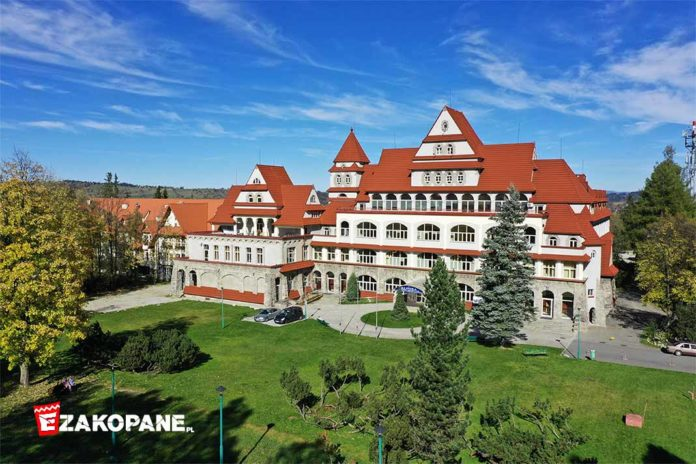 Uniwersytecki Szpital Ortopedyczno-Rehabilitacyjny w Zakopanem
