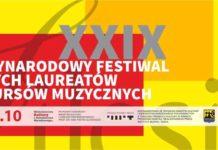 XXIX Międzynarodowy Festiwal Młodych Laureatów Konkursów Muzycznych