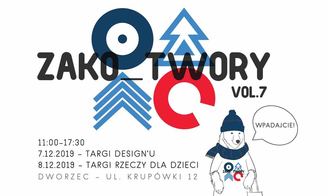 Zako_Twory vol.7 Targi Dizajnu pod Giewontem