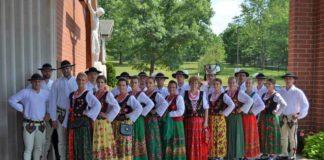 """Zespół folklorystyczny """"Białcanie"""""""