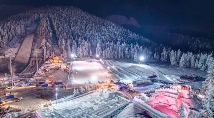 Snowlandia - Śniezny Labirynt i Zamek, Zakopane Pod Skocznia
