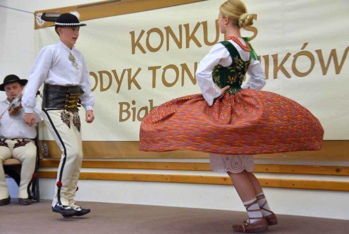 XX Konkurs Młodyk Toniecników, Biały Dunajec