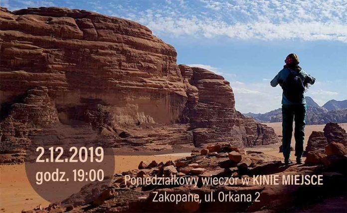 Kierunek Jordania, Kino Miejsce w Zakopanem