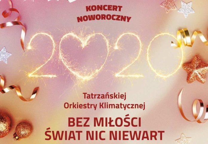 Koncert Noworoczny z Tatrzańską Orkiestrą Klimatyczną