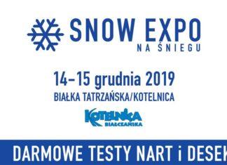 SNOW EXPO na śniegu 2019 w Białce Tatrzańskiej
