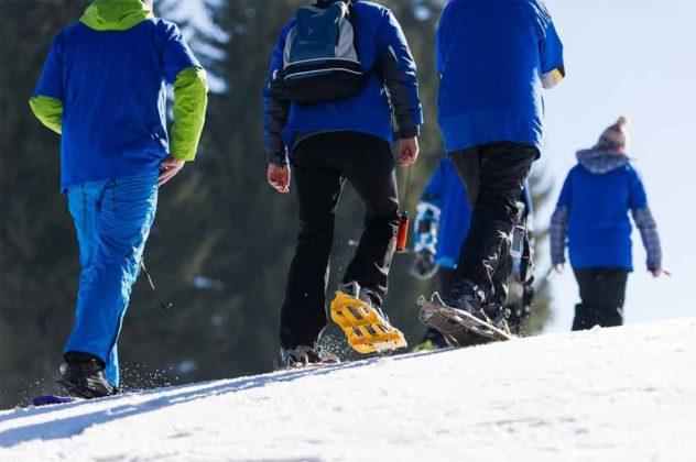 Snowdoo Adventure, rakiety śnieżne