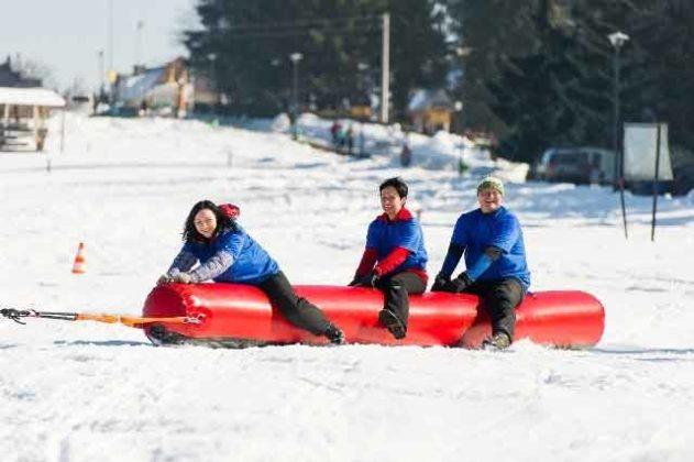 Snowdoo Adventure, snow rura