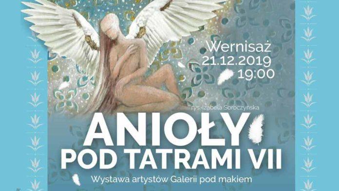 Wystawa Anioły pod Tatrami VII