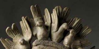 Galeria Antoniego Rząsy, rzeźba