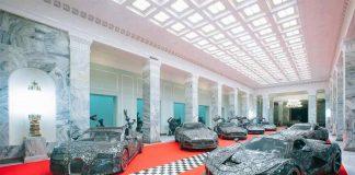 Galeria Figur Stalowych w Zakopanem
