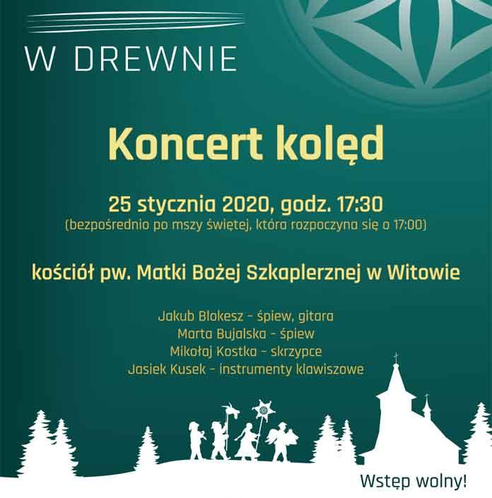 Festiwal Muzyka Zaklęta w Drewnie
