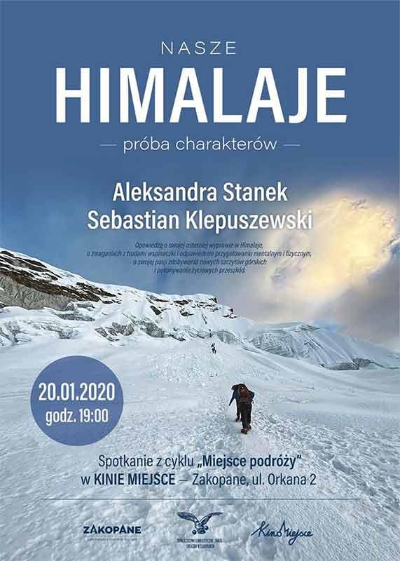 Nasze Himalaje: spotkanie z cyklu