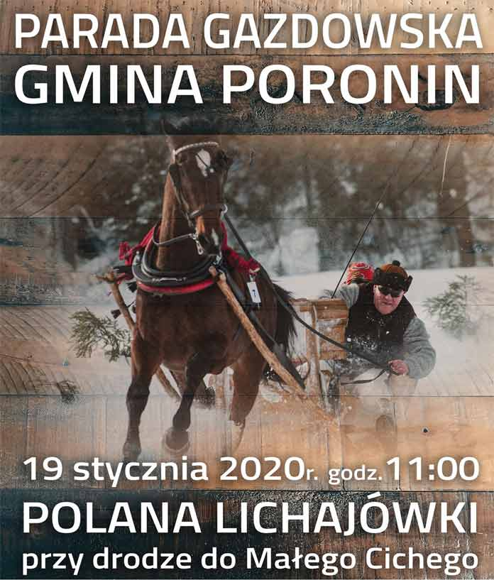 Parada Gazdowska - Polana Lichajówki 2020