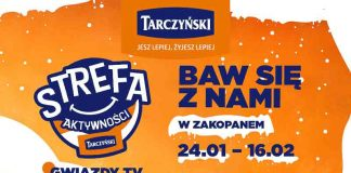 Strefa Aktywności Tarczyński w Zakopanem