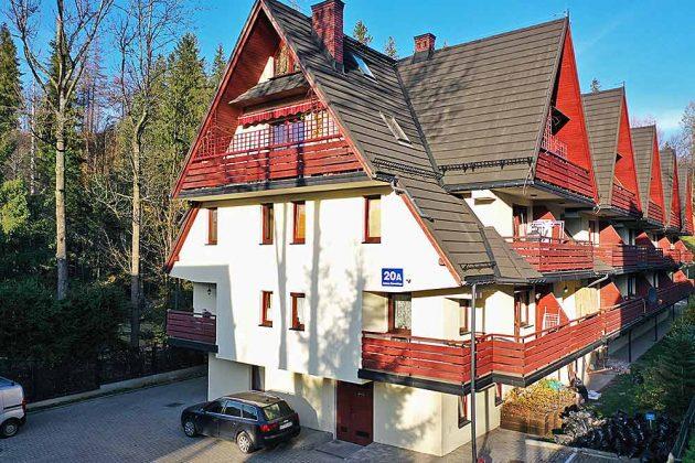 Apartament Kuźnice - apartamentowiec