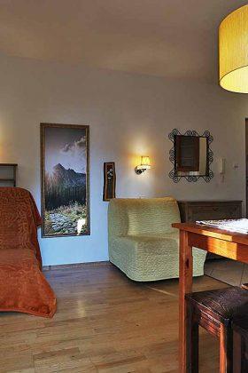 Apartament Kuźnice - pokój