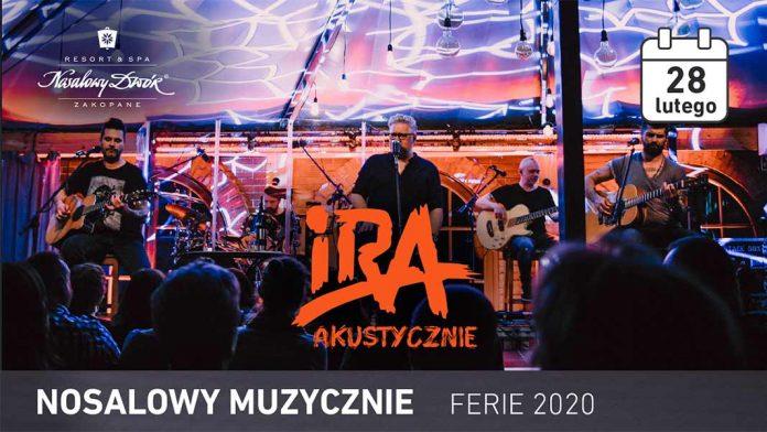 IRA Akustycznie Nosalowy Muzycznie Ferie 2020