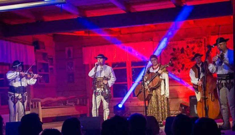 Folk Karnawał, czyli koncert zespołu Trebunie Tutki
