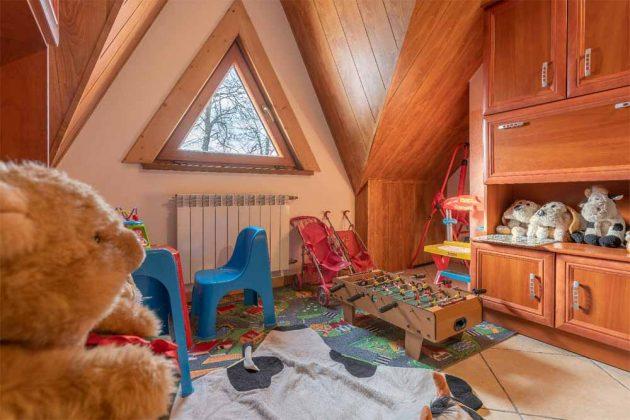 Willa Piotr Zakopane, pokój zabaw dla dzieci