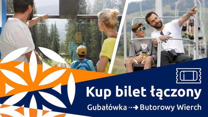 Promocja Gubałówka - Butorowy Wierch