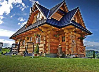 Murzasichle Domek Siumno Chatka, domek i otoczenie